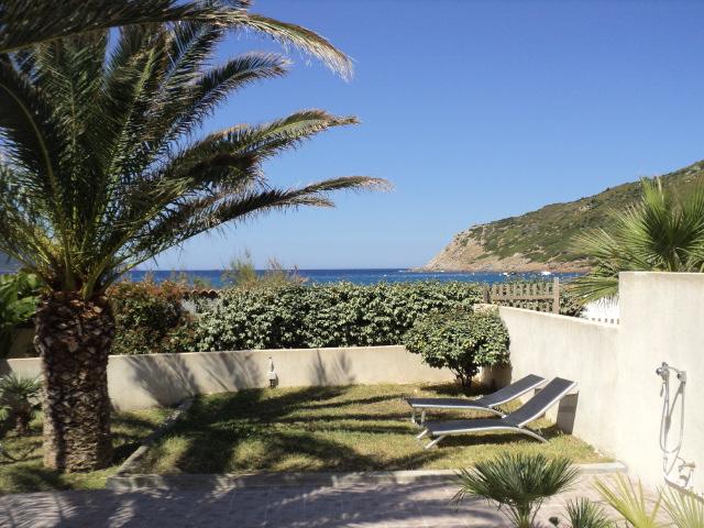 Villa pied dans l'eau à Lava - Ajaccio